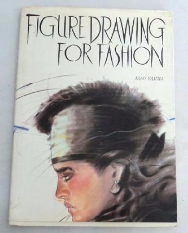 Figure Drawing For Fashion - Livro - Isao Yajima