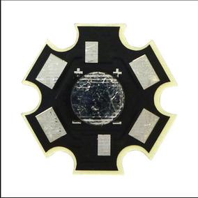 10x Dissipador Estrela Para Super Led Chip 1w~3w