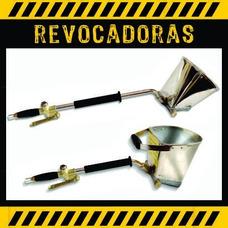 Revocadora - Revoque 60m2 En Una Hora