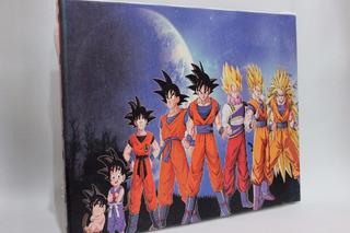Quadro Dragon Ball Goku Impressão Em Canvas