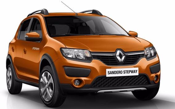 Renault Sandero Stepway 1.6 Sce (0km)- 2019/2020