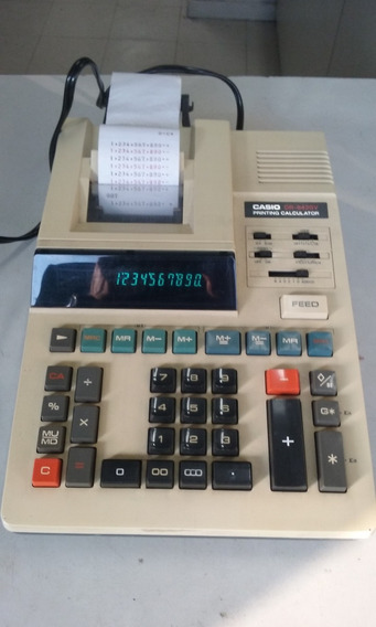 Calculadora Casio Dr-8420v