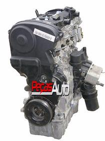 Motor Parcial Audi A4 2.0 Turbo Fsi  2007..c/baixa E Nota