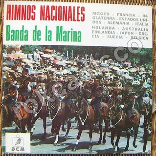 Documental, Himnos Nacionales, Banda De La Marina, Lp12´ Sp0