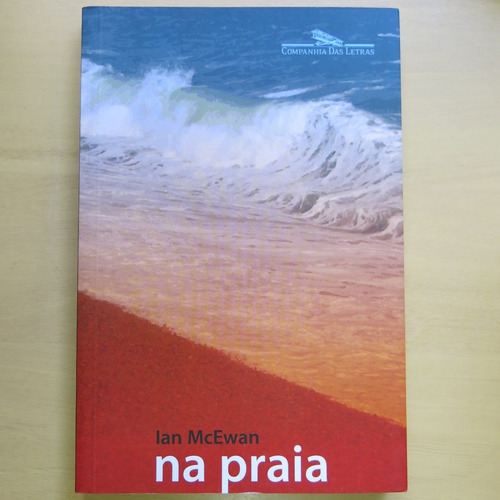 Livro Na Praia - Ian Mcewan | Mercado Livre