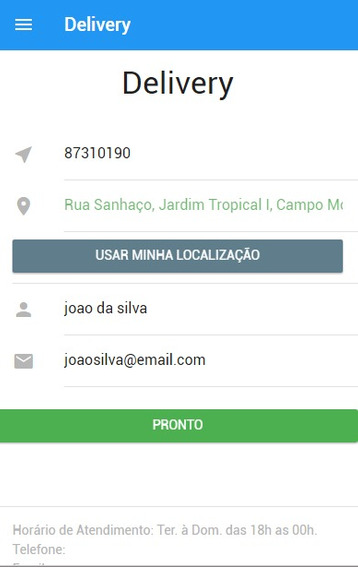 Aplicativo Android Para Delivery + Painel - Mensal