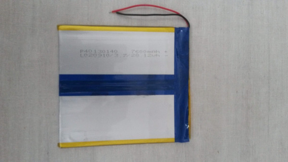 Bateria Para Tablet - 6000mah