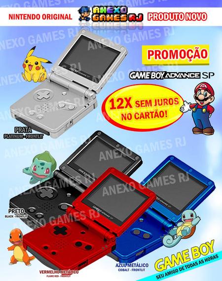N O V O Game Boy Advance Original Nintendo