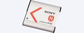 Bateria Recarregável Sony - Série N Np-bn1 - Original C/ Nf
