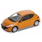 Miniatura Peugeot 207 Abre Portas Novo !!!