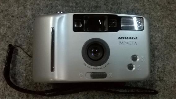 Câmera Fotográfica Mirage Impacta - Pouco Uso
