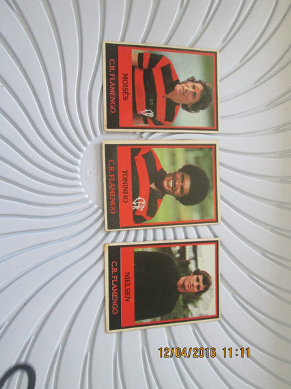 Cards Ping Pong C.r Flamengo - Oportunidade Incrivel!