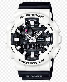 Relogio Casio G-shock Gax-100b-7a G-lide Em 12x S/jur Gax100