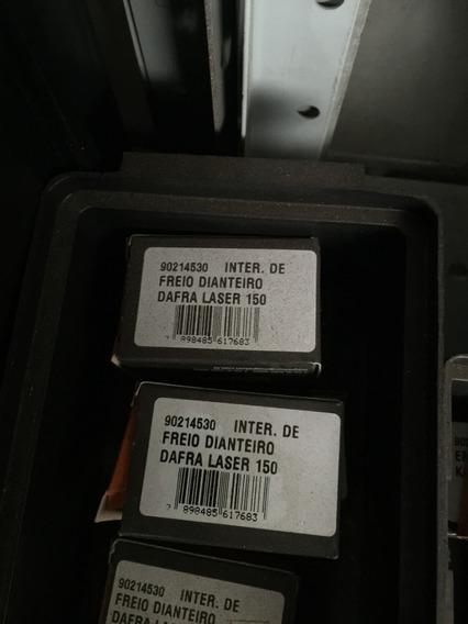 Interruptor Freio Dianteiro Dafra Laser 150 Novo