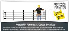 Proteccion Perimetral Cercos Electricos Residenciales