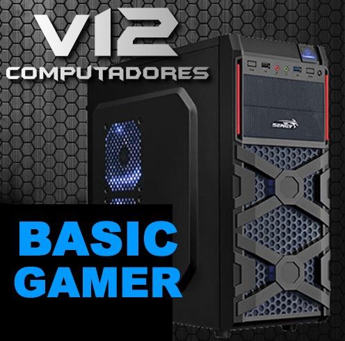 Ent.60% Pc Gamer Amd Fx 6300 4gb Hd500 Consulte Desconto V12
