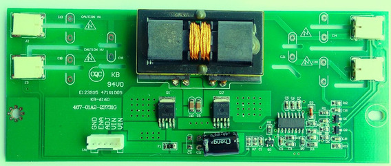 Placa Inverter Ph23 467-01a2-23732h 467-0101-23731g