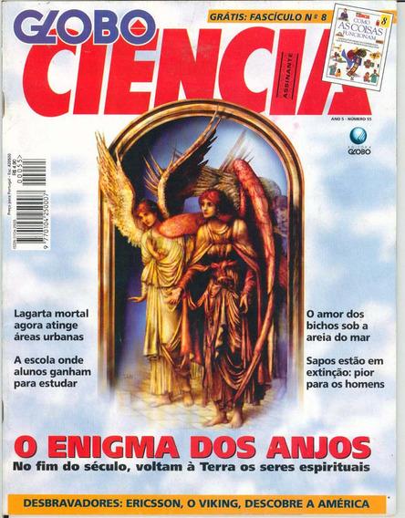 Globo Ciencia - Fevereiro/1996