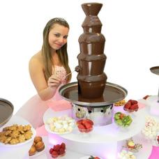 Cascada De Queso Y Chocolate Venta Para Alquilar Tatacua