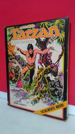 Hq Tarzan O Filho Das Selvas Burne Hogarth Ebal/73 Original