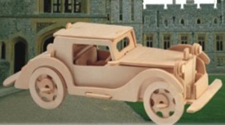 Carro Autobrun 1935