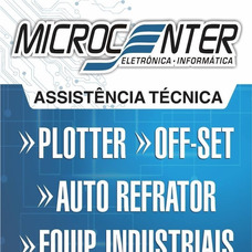 Conserto De Placas Eletronicas: Plotter, Off-set, Etc..