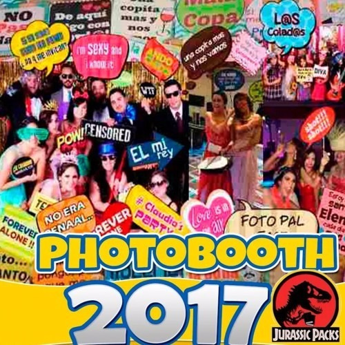 Photobooth 1200 Props, Cartelitos Imprimible Letreros N1
