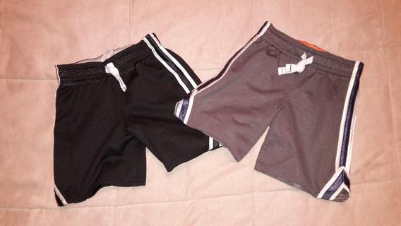 2 Hermosos Shorts Carters Talle 2 Muy Buen Estado