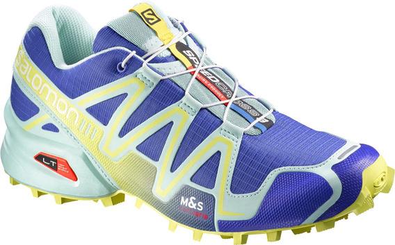 Tenis Feminino Salomon - Speedcross 3 F - Trail Running