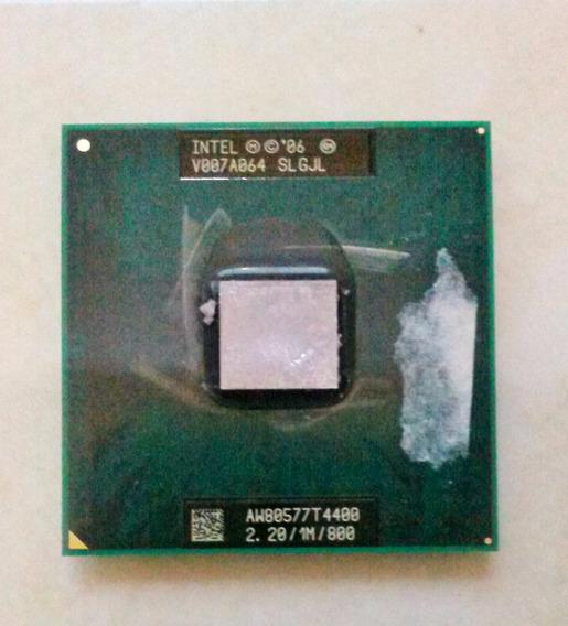 Processador Intel Dual Core T4400 800mhz Aw80577t4400 Slgjl