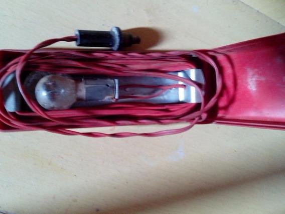 Lanterna Antiga Para Socorro Automovel..leia Descrição