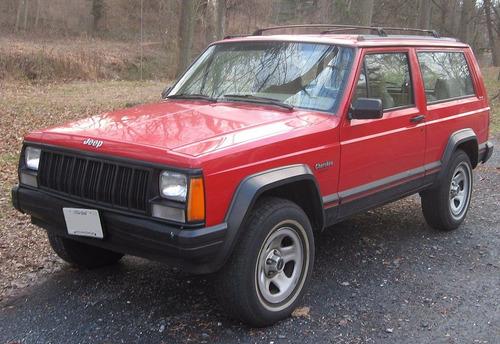 Manual De Taller Jeep Cherokee (1984-2001) Español