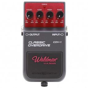 Pedal Para Guitarra Waldman Classic Overdrive Cov1 Oferta