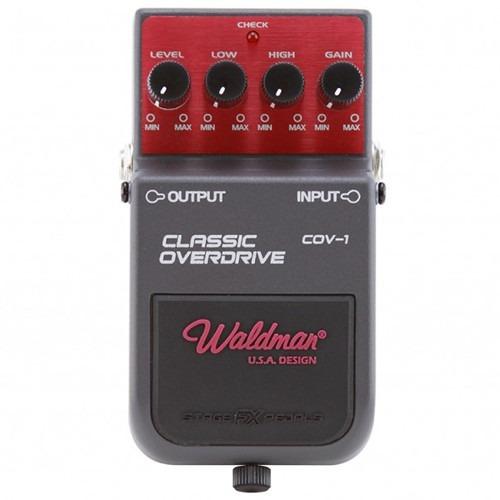 Pedal Para Guitarra Waldman Cov1 Classic Overdrive Oferta