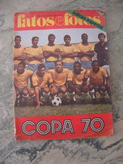 Copa 70 Revista Fatos E Fotos Copa Edição Especial