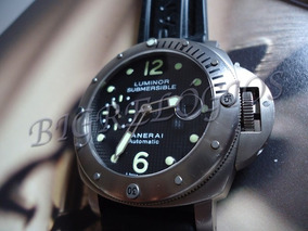 Panerai Luminor Submersible Pam00025 Titanium