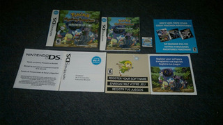 Pokemon Mystery Dungeon Explorers Of Time Com Nintendo Ds.