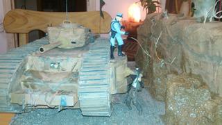 Indiana Jones Dioramas