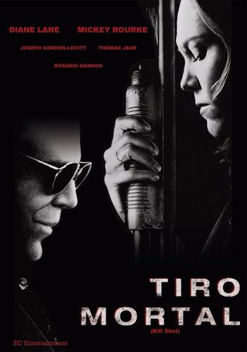 Tiro Mortal Killshot Diane Lane Pelicula Dvd