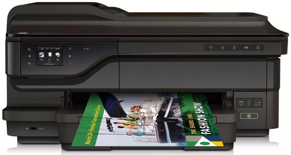 Painel Completo Hp 7612 Officejet Com Flat - Semi Novo