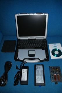 Panasonic Toughbook Cf-29 250gb Dvd Wifi Laptop