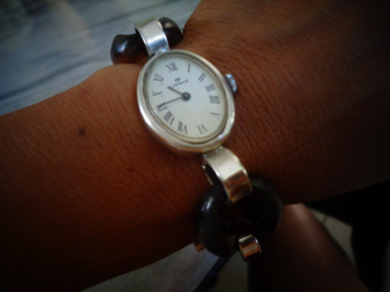 Relógio Lorenz Prata 800