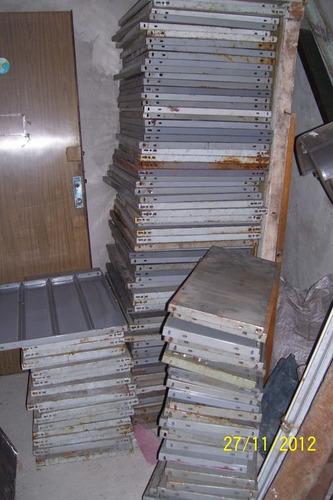 Estantes Pronto Metal Reforzados 60 Cm X 83 Cm