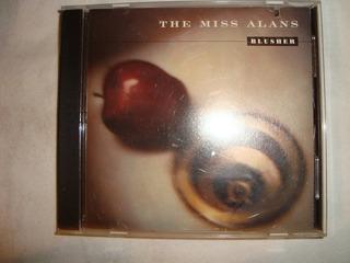 The Miss Alans Blusher Audio Cd En Caballito