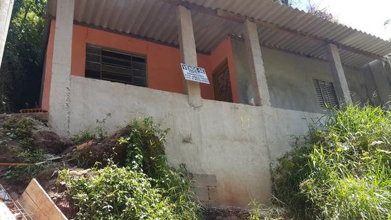 Casa - (3 Comodos) Quarta Divisão - Ribeirão Pires
