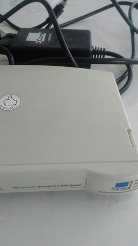 Modem E Roteador 3com Antigo