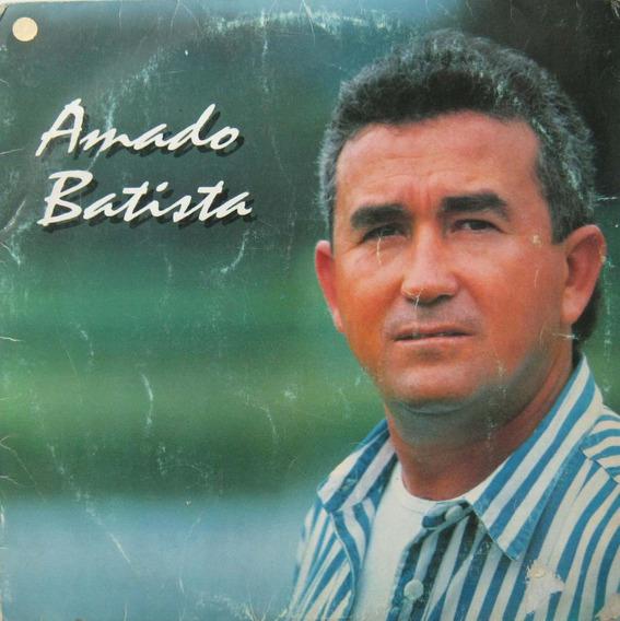 Amado Batista - Lp Tum Tum De Saudade - Rca 1995