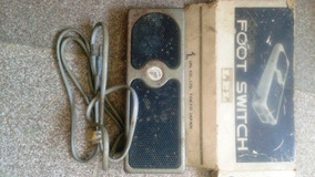 Pedal Para Ampliador (foot Switch)