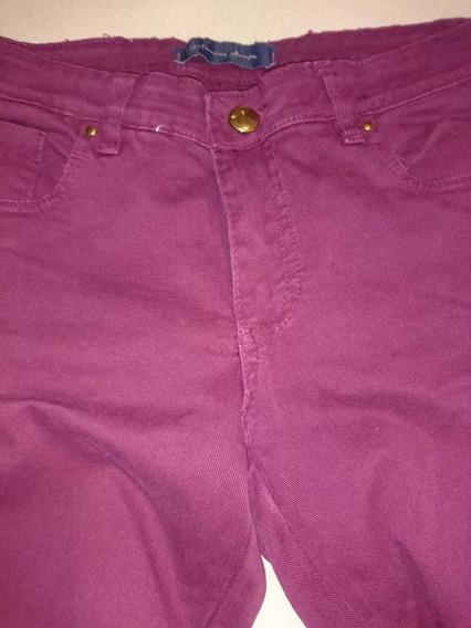 Jeans Chupin Elastizado Estancias Chiripa Impecable