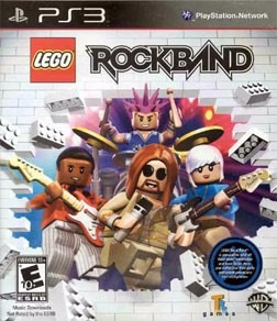 Lego Rock Band -ps3